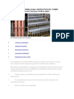 Tecnología Celdas Electroliticas Tubulares