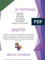 DELITOS INTERNOS