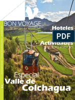 Bon Voyage Diciembre 2015