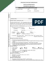 Format laporan bronkopneumoni