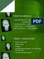 FRAKTUR MAKSILA