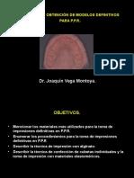 Impresión Definitiva y Modelo Modificado Ppr 2005