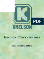 KCGM XD48 Presentation Process