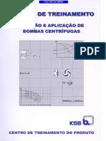 KSB - Manual de Selecao e Aplicacao
