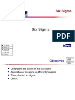 Final Six Sigma