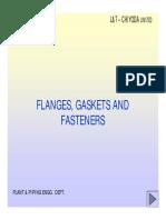 10-FlangesFLANGES GASKETS & FASTENERS Gaskets & Fasteners