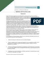306 UNL - Memoria Institucional 2003