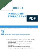Module 4 Intelligent Storage Systems.pptx