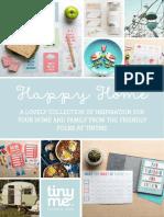 Tinyme Happy Home eBook