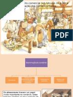 Desenvolvimento comercial nos séculos XII e XIII