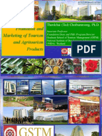 Promotion and Marketing of Tourism and Agritourism Products