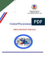 Procurement Service