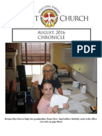 August Chronicle 2016