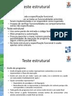 03 - Teste Estrutural