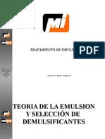 Presentación Emulsion