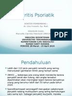 Artritis Psoriatik