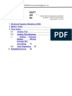 Contoh Studi Kasus Structural Equation M