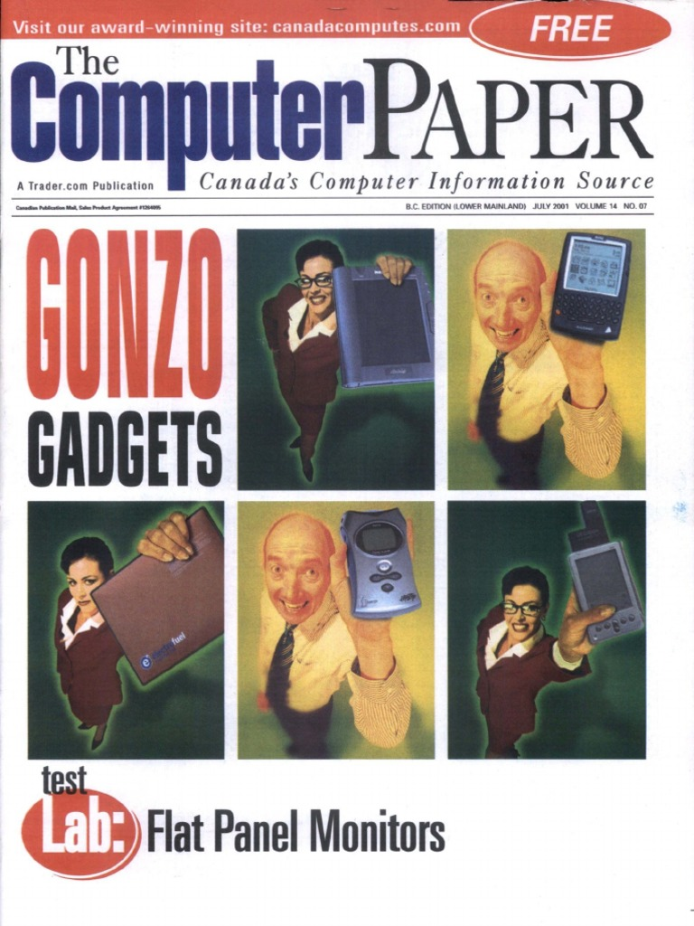 2001 07 the computer paper bc edition computer architecture 2001 07 the computer paper bc edition computer architecture electronic engineering fandeluxe Images