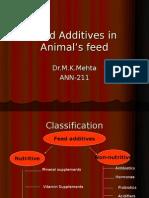24.ANN-211 Feed Additives