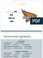 new student orientation15-16