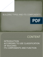Building Types and Components