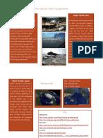 the hazard field trip pamphlet