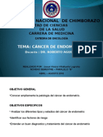 Exposicion de CA de Endometrio Act