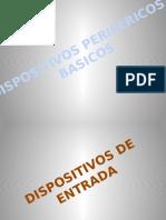 DISPOSITIVOS PERIFERICOS BASICOS