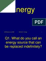 166885886 Energy Science Quiz