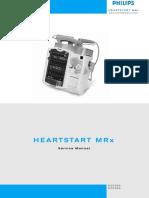 Philips HeartStart MRx - Service Manual