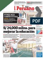 El peruano.