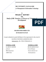 Aditya Birla Final Project REPORT