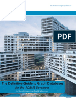Definitive Guide Graph Databases for RDBMS Developer