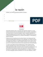 Analisis Internacional - Diario La Republica-Peru-2015-2016
