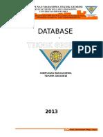 Database Perusahaan HMTG 2013