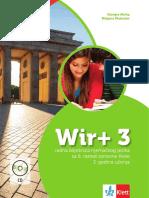 Wir 3 Radna Bilježnica