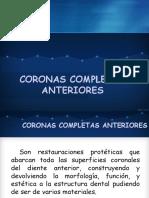 Clase 04 - Coronas Completas Anteriores.ppt