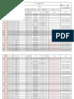 Material List-NY PJ Flange