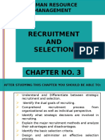 Recuritment and Selection 11