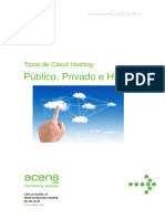 WP Tipos de Cloud Hosting