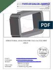 Box Culvert Calculation as per BD3101