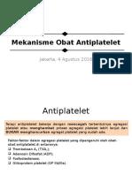 Sekilas Tentang Obat Antiplatelet