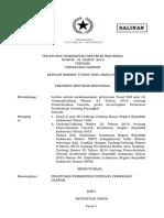 PP_Nomor_18_Tahun_2016 ttg Perangkat Daerah versi ringkas urusan kab.docx