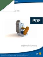 Fan Manual - CE
