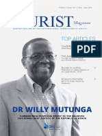 The Jurist Magazine Issue 1 - July 2016