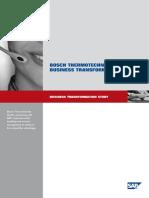 BOSCH THERMOTECHNIK GmbH – Business Transformation Study