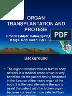 Organ Transplantation Law