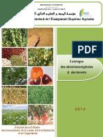Catalogue Variete de Figues