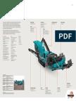 Trakpactor 500SR Crushing Brochure en 2014