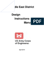 Design Instruction Manual April 2014